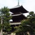 道成寺 三重塔